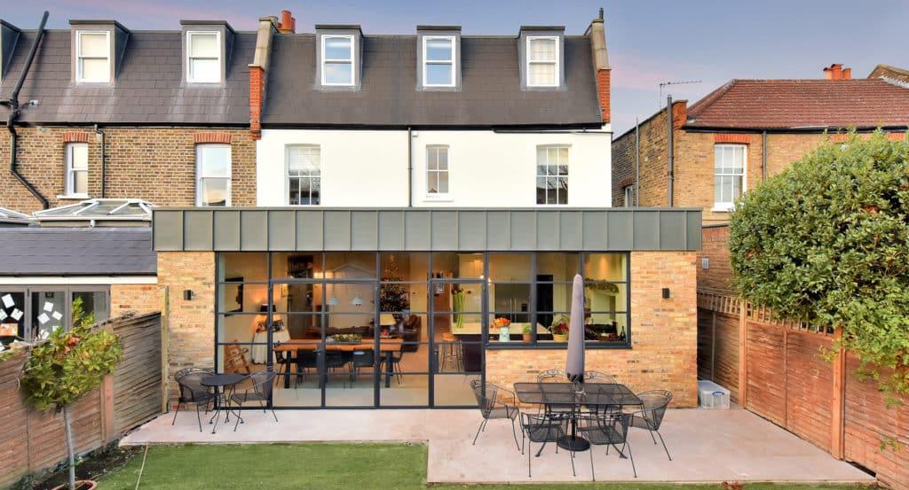 award winning architects sw london